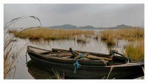 Boat-kansabati-Lake