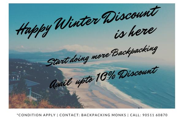 Happy Winter Discount
